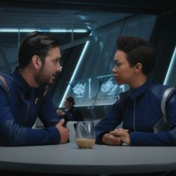 Star Trek Discovery: Despite Yourself