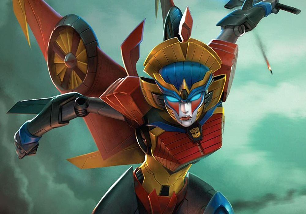 Transformers Windblade: The Lost City Featured