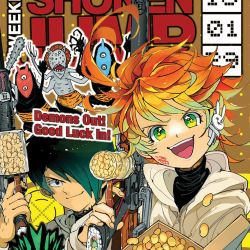 Weekly Shonen Jump January 29, 2018