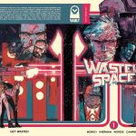 """Vault Comics Announces Moreci and Sherman's """"Wasted Space"""" Starts April"""