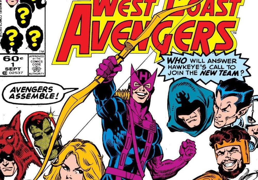 West Coast Avengers 1 Featured
