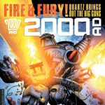 Multiver-City One: 2000 AD Prog 2067: Fire & Fury!