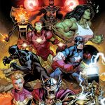 "Jason Aaron and Ed McGuinness Relaunch ""Avengers"" With #1 in May"