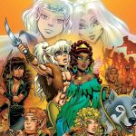 "C2E2 2018: Wendy and Richard Pini Reflect on the Legacy of ""Elfquest"""