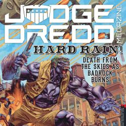 Judge Dredd Megazine 393 Featured