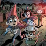 "BOOM! Studios to Publish New ""Over The Garden Wall"" Graphic Novel"
