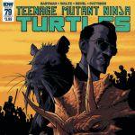 """Exclusive Preview: """"Teenage Mutant Ninja Turtles"""" #79"""