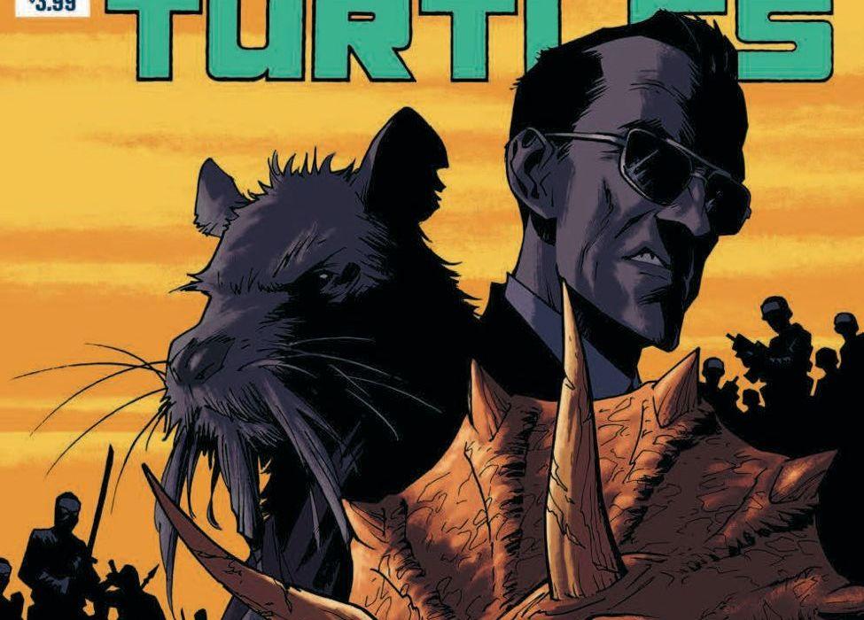 Teenage Mutant Ninja Turtles 79 Featured