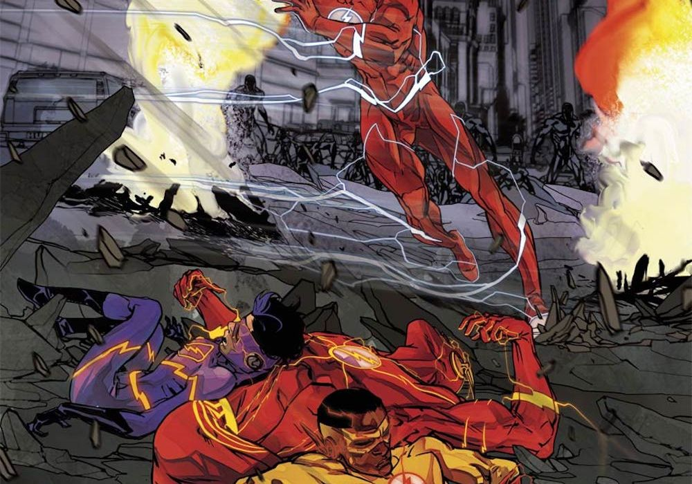 The Flash #41 Featured