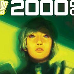 2000AD Prog 2074 Featured