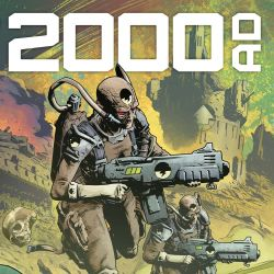 2000 AD Prog 2075 Featured