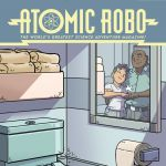 """Exclusive Preview: """"Atomic Robo and the Spectre of Tomorrow"""" #5"""