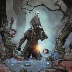 Bloodborne #2 Featured
