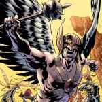 "Robert Venditti on Why ""Hawkman"" is a Massive, But Exhilarating, Challenge"
