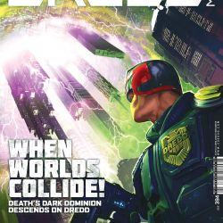 Judge Dredd Megazine 394 Featured