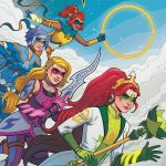 "Dark Horse Announces ""Mysticons"" Graphic Novel For August 2018"