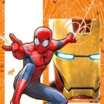 """Spidey: School's Out,"" a comiXology Original Launching in June"