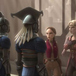 Star Wars: The Clone Wars Corruption