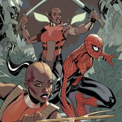 Wakanda Forever: Amazing Spider-Man Featured