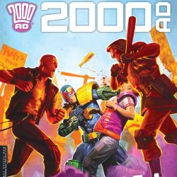 2000 AD Prog 2076 Featured