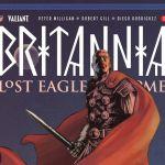 """""""Britannia: The Lost Eagles of Rome"""" #1"""