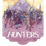 """Hunters"" Gathers Tierney, Maybury, Valderama, and Niami at Lion Forge"