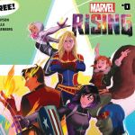 "Exclusive Preview: ""Marvel Rising"" #0"