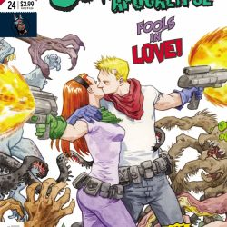 Scooby Apocalypse 24 Featured
