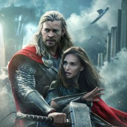 Thor The Dark World Featured
