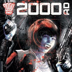 2000 AD Prog 2082 Featured