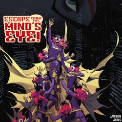 Batgirl 23 Featured