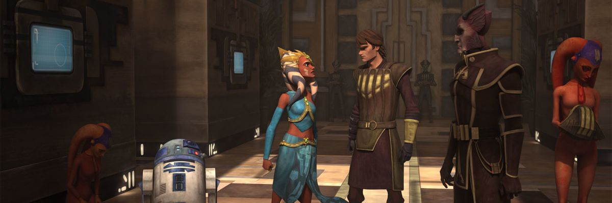 """Five Thoughts on Star Wars: The Clone Wars' """"Kidnapped"""