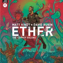 Ether: The Copper Golems #1 - Featured