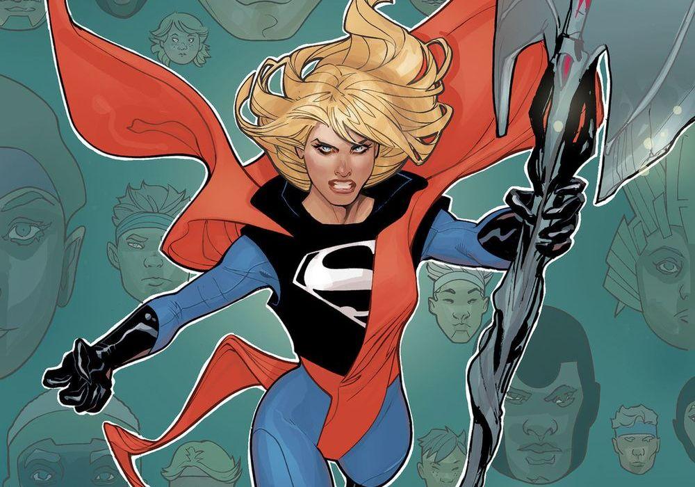 Supergirl 21 Featured