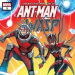 """""""Ant-Man and the Wasp"""" #1"""