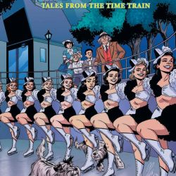 Back to the Future: Tales from the Time Train #6 Featured