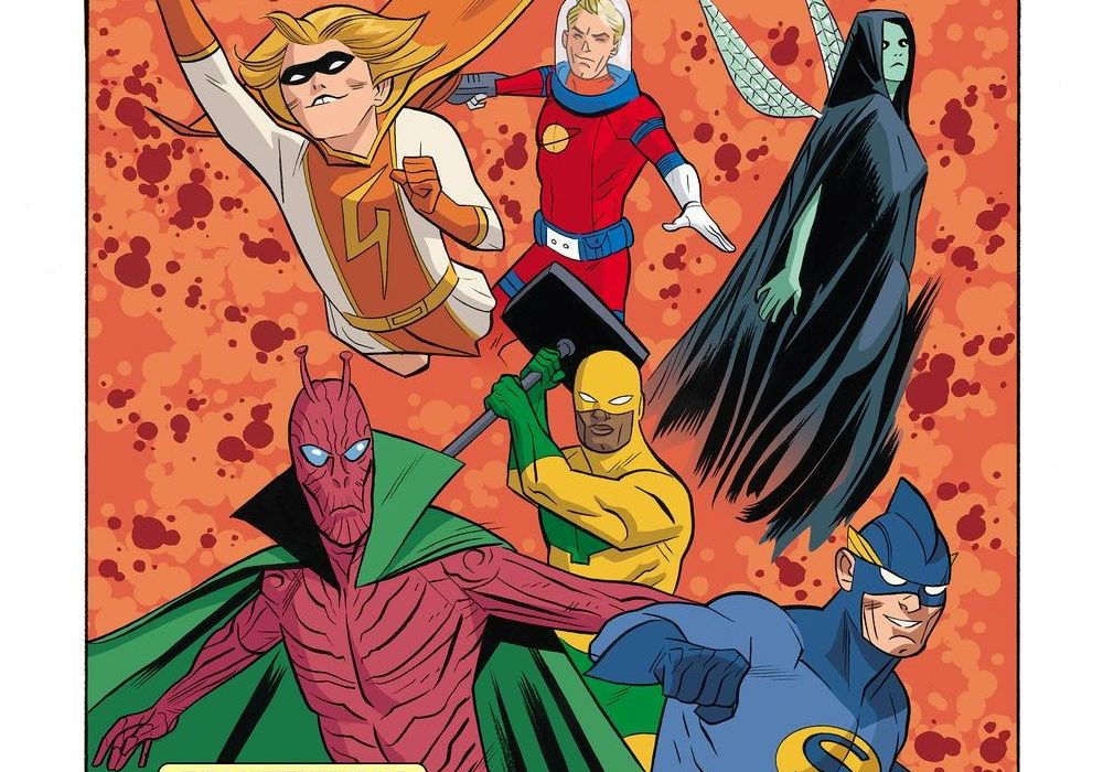 Black Hammer Quantum Age FCBD Featured
