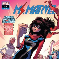 Ms Marvel 31 Featured