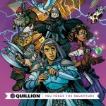 Lion Forge to Launch Quillion, a Comic Book/Tabletop Game Hybrid Imprint