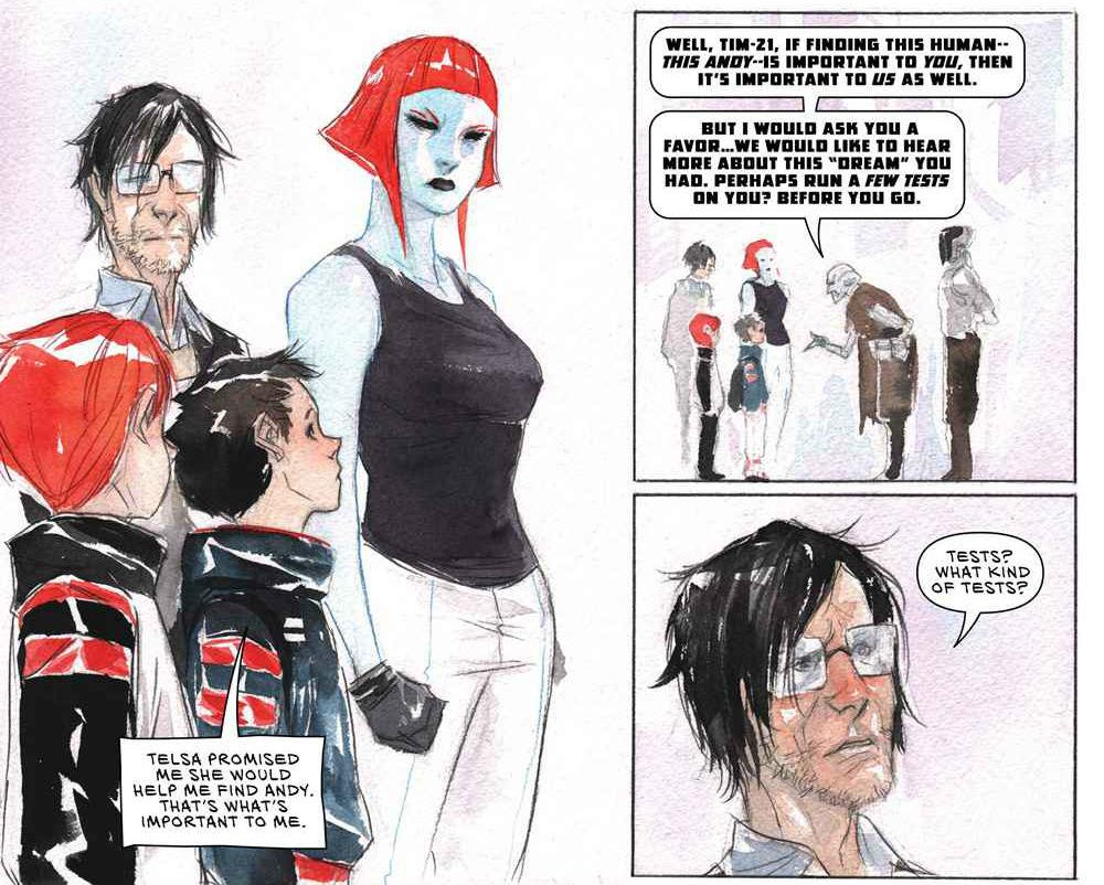 Lemire County #1: June 2018 – Multiversity Comics