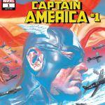 """""""Captain America"""" #1"""
