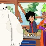 "Five Thoughts on <i>Big Hero 6: The Series</i>' ""Small Hiro One"""