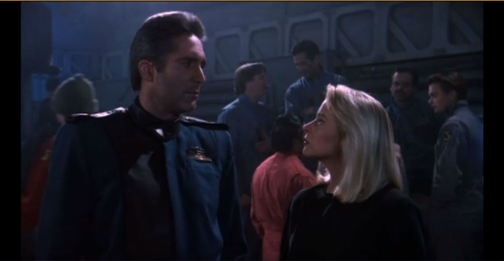 Babylon 5 s1 ep12 - Featured