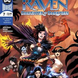 Raven Daughter of Darkness 7 Featured
