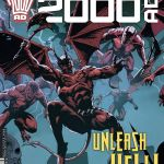 Multiver-City One: 2000 AD Prog 2099 – Unleash Hell!