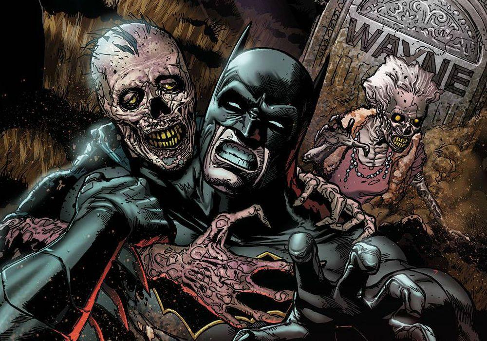 Cursed Comics Cavalcade Featured