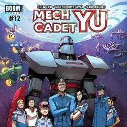 Mech Cadet Yu 12 featured