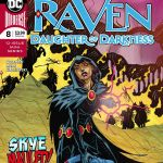 "Exclusive Preview: ""Raven: Daughter of Darkness"" #8"