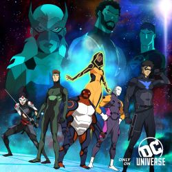 DCU Young Justice Outsiders