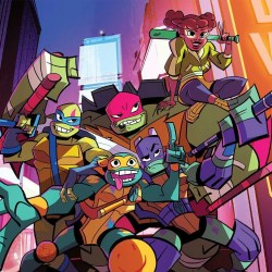 Rise of the TMNT Episode 1